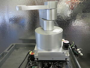 Rorze Rr303l200 Wafer Robot W Elevator Base