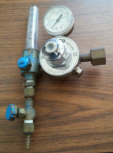 Airco Co2 Carbon Dioxide Regulator