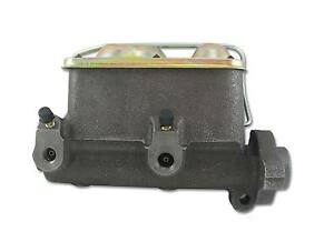 1 1 8 Bore New 70 S Style Square Lid Master Cylinder Just Like The Original