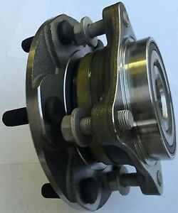 Front Wheel Hub Koyo Bearing Complete Assembly For 2005 2013 Toyota Tacoma 4wd
