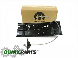 2005 2010 Jeep Grand Cherokee Spare Tire Winch Carrier Holder Oe Brand New Mopar