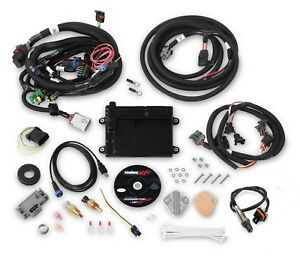 Holley Performance 550 606 Hp Efi Ecu And Harness Kit