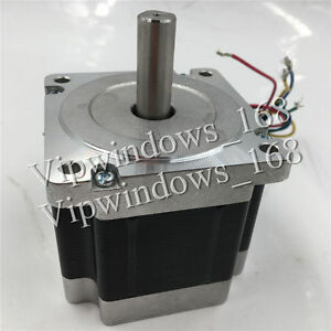 Nema42 30nm 2ph Hybrid Stepper Motor 4lead L201mm Cnc Router