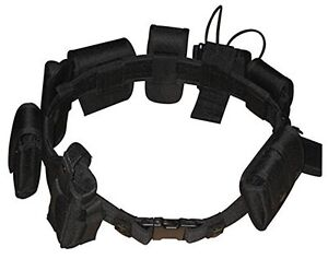 Modular Equipment System Security Police Military Tactical Duty Utility Belt