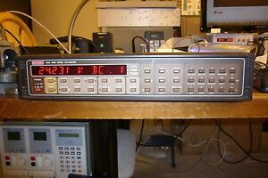 Keithley 194a High Speed Digital Voltmeter ate Automated Test Equipment Gpib
