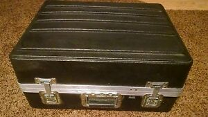 Platt Shipping Case Hard Side Used 17 X 22 X 10 25 Part Pl2528 Trade Show