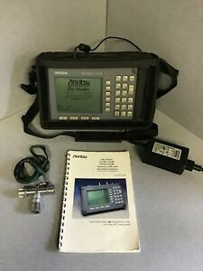 Anritsu Site Master S331b Cable Antenna Analyzer