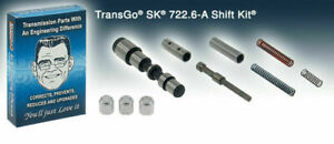 Transgo Shift Kit Mercedes Chrysler Jeep Sprinter 722 6 Nag1 Sk 722 6
