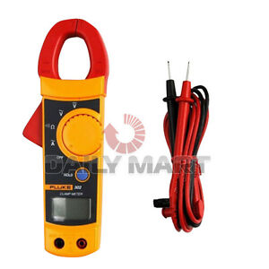 Brand New Fluke 302 Digital Clamp Meter Ac dc Multimeter High Electronic Tester