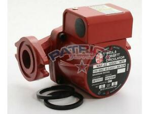 Bell Gossett 103251 Nrf 22 Cast Iron Circulator Pump 115v mini Pump