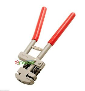 Puncher Hand Flange Steel Sheet Metal Punch Crimping Crimp Punching Tool