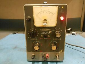 Heathkit Ip 20 Regulated Power Supply
