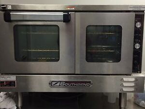 New Southbend Convection Oven under Warranty