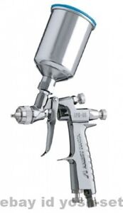 Anest Iwata Lph80 104g Mini Gravity Feed Spray Gun With 150ml Cup Lph 80 104g