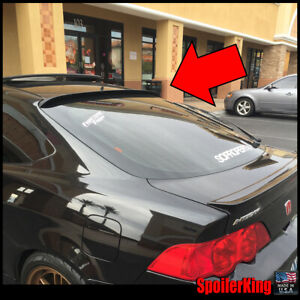 284r Stancenride Rear Roof Spoiler Window Wing fits Acura Rsx 2002 06 Dc5