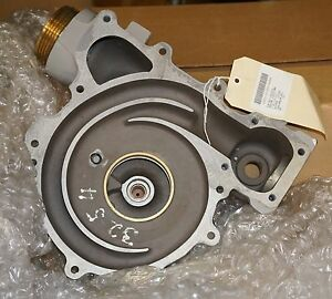 Hale Pt 250 Fire Water Pump Impeller End Housing 501 1370 01 0 4320 01 227 6008