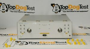Hp Agilent Keysight N4421b Sparameter Test Set 10mhz To 50ghz 4 Ports 2 And 4