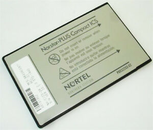 Nortel Norstar Cics Software Card 10 7 Dr 2 0 A0737352 Refurb Warnty
