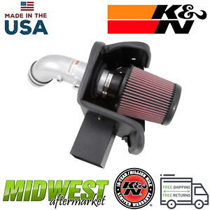 K N Typhoon Oiled Cold Air Intake System Fits 2013 2015 Nissan Altima 2 5l 7hp