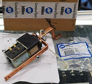 Miller 224697 Suitcase X treme 12vs Welder Contactor Kit With Buss Bars 224 697