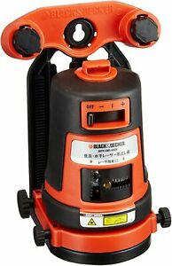 Black Decker Projected Crossfire Auto Level Laser Bdl310s From Japan F s