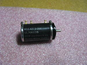 Bei Sensors Duncan Variable Resistor 4211 566 Nsn 5905 00 919 1032
