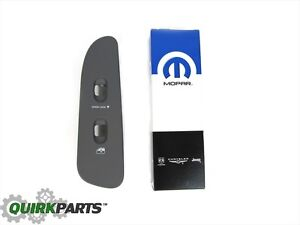 06 08 Dodge Ram 1500 2500 3500 Right Side Passenger Window Switch Bezel Mopar
