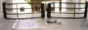 Land Rover Discovery Ii 1999 2002 Oe Front Lamp Guards New