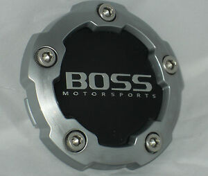 New Rare Boss Motorsports Series 337 Wheel Rim Center Cap Acc 3268 00 Snap In