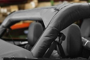 Roll Bar Cover Kit For Jeep Wrangler Unlimited Jku 2007 2017 391361301 Outland