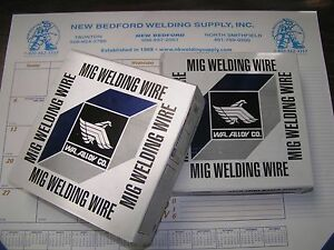 22lbs 70s 6 X 030 Mig Wire 11lbs Rolls More Quantity For Your Money Free Usps