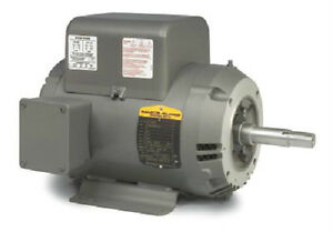 Jml1509t 7 5 Hp 3450 Rpm New Baldor Electric Motor