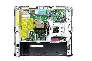 Hp Rp7 Retail System Point Of Sale Terminal Rp7100 Sr0nb Motherboard W Chassis