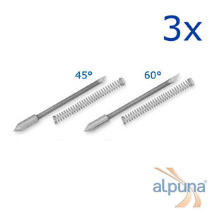 3 Plotters For Graphtec 0 1 32in 45 Alpuna Quality Blades