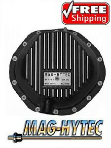 Mag Hytec Rear Differential Cover 80 up Chevy Gmc 2500 3500 Truck Suv 14 9 5