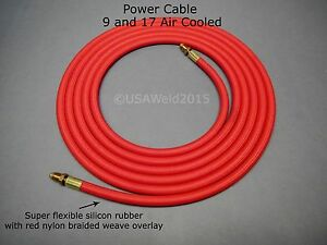 Ck 25 Super Flex Power Cable F 9 And 17 Series Torches Weldcraft 57y03