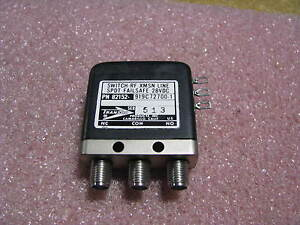 Transco L3 Communications Rf Switch 919c72700 1 Nsn 5985 01 274 1526