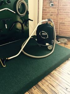 Nss Model M 1 pig Portable Vacuum With Basic Tool Kit As Shown