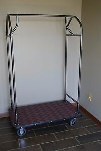 New Hotel Luggage Cart 71 Heavy Duty Suitcase Trolly