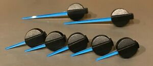 Chevrolet Gmc Gm Truck Suv Instrument Cluster Gauge Needle Set Black Blue