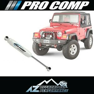 Pro Comp Es2000 Steering Stabilizer Kit For 1997 2006 Jeep Wrangler Tj Lj