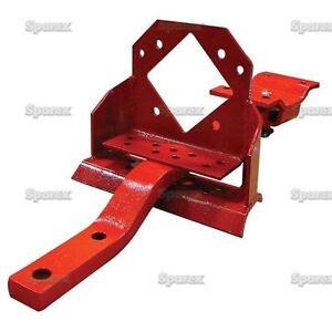 Ford 8n Jubilee Naa 600 601 Tractor Swinging Drawbar Kit Sda6