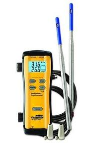 Fieldpiece Sdp2 Wireless Dual In duct Psychrometer Sdp2 Works With Sman4 Or Hg3