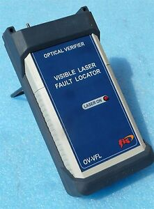 Fis Ov vfl Fiber Optic Visible Laser Fault Locator