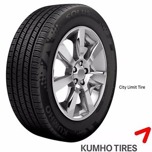 4 New 235 70r16 Kumho Solus Ta11 Tires 235 70 16 2357016 70r R16 Treadwear 600