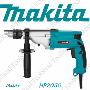 Makita Hp2050 3 4 In Hammer Drill W full Factory Warranty