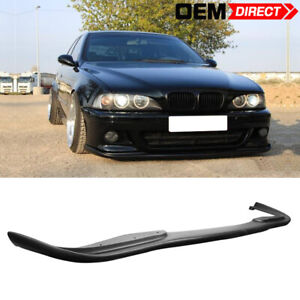 96 03 Bmw E39 5 Series H Style Front Bumper Lip For Pp M Bumpers Only