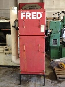 Diversi tech Fred Fume Mist Dust Collector