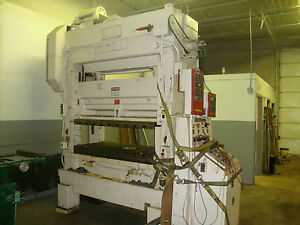 Very Nice 75 Ton Bliss High Speed Straight Side Press