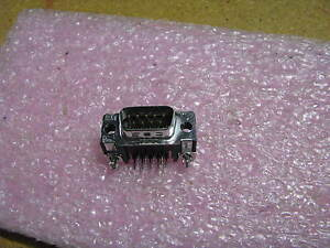 Amp Connector Lot Of 19 Pc Part 747840 2